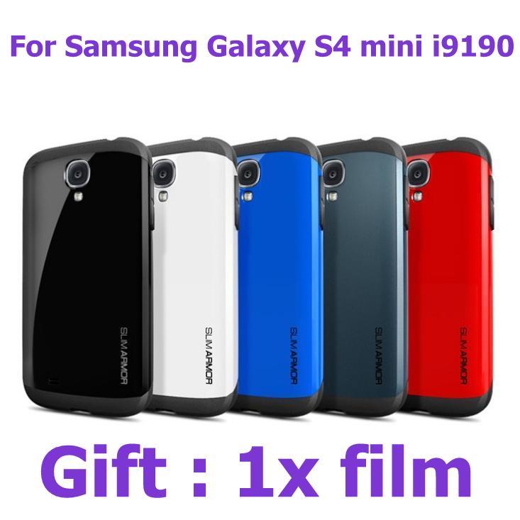 Чехол для для мобильных телефонов QCC S4mini samsung S4 /i9190 1 For samsung galaxy s4 mini i9190 чехол книжка боковой с окошком для samsung galaxy s4 mini i9190 i9192 boostar золотой
