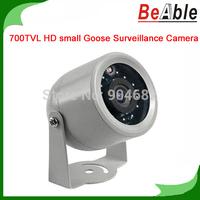 VGSION Hot sales CCTV Camera 700TVL CMOS Sensor HD Surveillance Camera Small oval Waterproof Free rotation angle Micor Camera