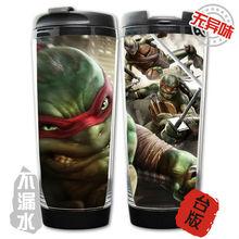 Teenage Mutant Ninja Turtles cup good gift hot sale free shipping(China (Mainland))