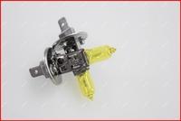 Original 2pcs H1 Amber/Yellow Bulb Lamp 12V 100W Hid Xenon Halogen Headlight Light freeshipping^LWX