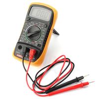 3 sets/Lot _ LCD Digital Voltmeter Ohmmeter Ammeter OHM Multimeter Tester