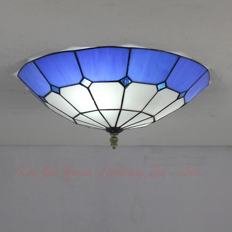 gekleurd glas hanglamp Promotie-Winkel voor promoties gekleurd glas ...