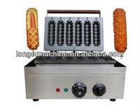 Best sale Electric type Hot dog making machine
