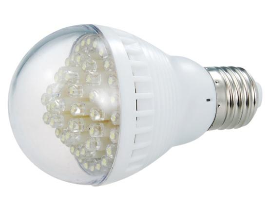 lovecat E27 3W 12V Pure White LED Ball Bulb(China (Mainland))