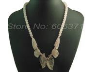 Natural Rose quartz gem stone Carved pendant semi-precious stone  jewelry necklace SDN12