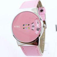 Top Brand Luxury Style Women Watches Fashion Colorful Vogue Design Ladies Quartz Watch Student Clock Elegant Gift Wholesale