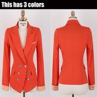 2014 Fashion Women Suit Blazers Female Blazer Feminino Korean style Plus Size Candy Color business Blazers And Jackets Coats 20