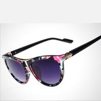 2015 New Retro Metal Brand Designer Colorful Outdoor Goggles UV400 Protection Drving cycling Woman Sunglasses Oculos De Sol