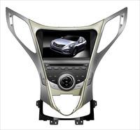 HY AZERA 2011--- 8 in Touchscreen DVD GPS Navigation Radio Bluetooth Steering Wheel Control RDS SD/USB Car Rear Camara Free Map