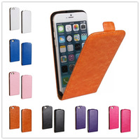 """For Iphone 6 4.7"""" High Quality Case Wallet 12 Color Design Holster Flip Crazy-Horse PU Leather Phone Cases Cover B175-A"""