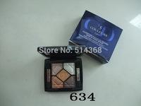HOT Makeup Eyeshadow 5 Color Eye Shadow plates 5 COULEURS LIFT SERUM ENRICHED EYESHADOW 6g (2pcs/lot)
