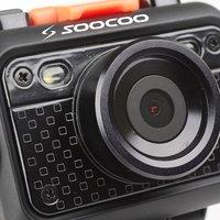 "SOOCOO S60 1080P 12MP 1.5"" LCD HD WiFi Waterproof Sport Video Camcorder"