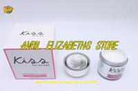 20pc/lot Kiss Skincare Whitening Collagen Cream Mask 30ML Whitening Anti Wrinkle Moisturizing Freckle Face Mask Free Shipping