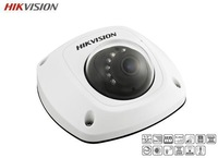 2014 New Hikvision dome camera DS-2CD2532F-I S W, audio,Wifi ,3MP Mini dome,Up to 10m IR Network camera,DS-2CD2532F-IWS