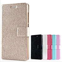 Mobile phone flip mobile phone shell millet millet 4; 4 mobile phone sets of silk lines protection sleeve bracket type