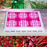 2014 Newest 300W LED grow light Biggest 50% discount for Festival Full Spectrum for hydroponics Grow tent plants Veg&Flower
