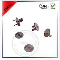 Jamag neodymium magnetic snap button  D18x2mm sample