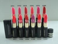 free shipping NEW makeup NEW SUPER 3D LIPGLASS LUSTRE LIPSTICK LIP STICK 8g (5PCS/LOT)