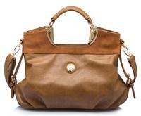 Hot Sale New 2015 Fashion Brand n Genuine Leather handbags High Quality shoulder Messenger crossbody bag BK046