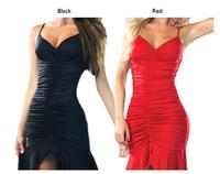 Free shipping women dress European style new long dress sexy deep V collar strap pub dress 2014 Hot sale saia longa renda
