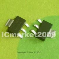 100 PCS AP1117-5.0 SOT-223 AP1117 1117-5.0 1A Low Dropout Positive Adjustable or Fixed-Mode Regulator