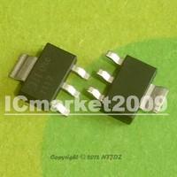 100 PCS AP1117-ADJ SOT-223 AP1117 1117-ADJ 1A Low Dropout Positive Adjustable or Fixed-Mode Regulator