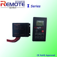 Newest Waterproof solar Charge controller 12V 24V 2A regulator with LED driver