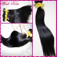 5 bundles Make Fuller Sew-In 100% Long Virgin Human Hair Extension 7A Laotian Straight 500g deals 2015 POP Beauty