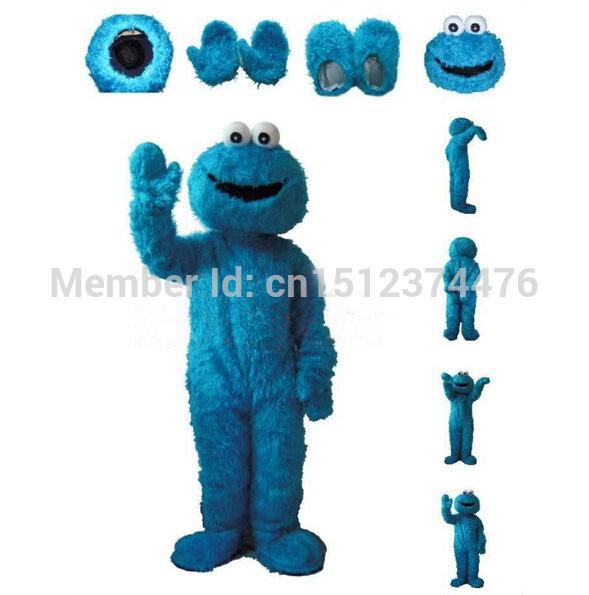 Deluxe Cookie Monster Costume Cookie Monster Costumes