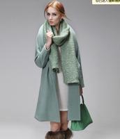 the big winter coat new fashion woolen coat female