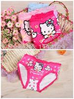Free shipping 6pcs/lot Panties baby underwear shorts kids briefs wholesale  panties mix 4 colors
