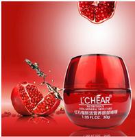 Lchear Pomegranate Nutritious Eye Gel eye cream remove dark circle