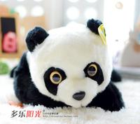 Plush Panda Doll  Kids Toys for children big eyes newest  Lanrge 45cm Gift  One Piece