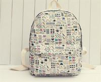 New 2014 Lovely printing backpack bag
