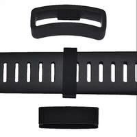 NEW!! Suunto Core All Black Light Elastomer Strap Hoop /Loop/ Keeper/ Retainer (The Items Fits All Suunto Core Models)