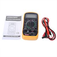 2 sets/Lot _ LCD Digital Voltmeter Ohmmeter Ammeter OHM Multimeter Tester