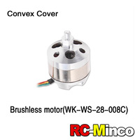 100% Original Walkera Brushless Motor WK-WS-28-008C for QR Walkera X350 PRO FPV Quadcopter Part