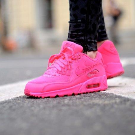 Newest Original Nike Air Max 90 Women Sports Running Shoes Free Shipping(China (Mainland))