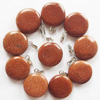 NEW 100pcs maroon Beads Stone Charm Factory Price Jewelry Pendant Free shipping