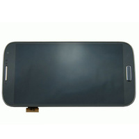 10pcs/lot Front LCD Glass Touch Screen Assembly wirh frame for Samsung Galaxy S4 LTE GT-i9505