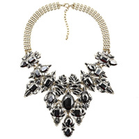 2014 NEW Z style Fashion Vintage Unique collar necklace pendant  big Bib Chunky Statement Necklace Jewelry for Women necklace