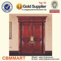 high end classic carved wooden door design