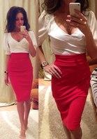 2015 New Fashion Women Casual Dress Patchwork Sexy Pencil Dress Vestidos