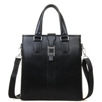 Fashion Style Men Women Leather Shoulder Bag Tote Handbag