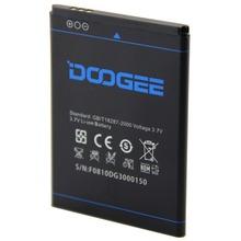 Original Doogee DG800 3.8V 2000mAh Li-ion Mobile Phone Battery Backup Battery for Doogee DG800 Batterie Batterij Bateria