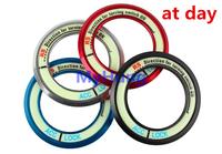 Luminous Ignition Key Ring switch cover sticker for Sportage k2 RIO soul forte k3 k5 sorento ix35 ix30 verna Solaris Sonata 1pc