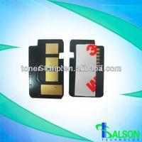 Smart card toner chip MLT-D205L for Samsung ML33103710,SCX-4833 5637 5737