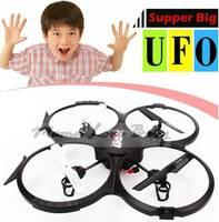 New Hot sales 2.4G 4ch / 6 axis UFO 3D RC Quadcopter RTF RC Helicopter Toy quadrocopter helicoptero del rc Hubschrauber SV005621