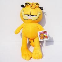 Free Shipping  30cm Plush Garfield Cat Plush Stuffed Toy High Quality Soft Plush toy