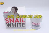 Thailand Snail White Rejuvenation Snail Face Cream 50ML Whitening Hydrating Acne Cream Emergency Replenishment Artifact